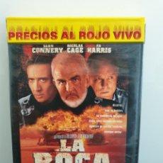 Cinema: LA ROCA - DVD NUEVO PRECINTADO EDICIÓN ESPECIAL. SEAN CONNERY, NICOLAS CAGE, ED HARRIS. Lote 221479560