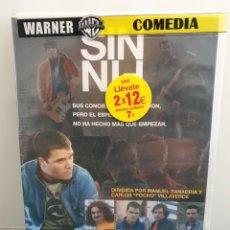 """Cine: SIN FIN - DVD NUEVO PRECINTADO. DANI MARTÍN, MIGUEL ÁNGEL RODRÍGUEZ """"SEVILLA"""" (ENVÍO 2,40€). Lote 221485248"""