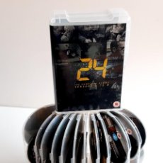 Cine: DVD SERIE 24 TEMPORADA 5 - 8 COMPLETA - ALBUM 24 DVDS. Lote 221493055