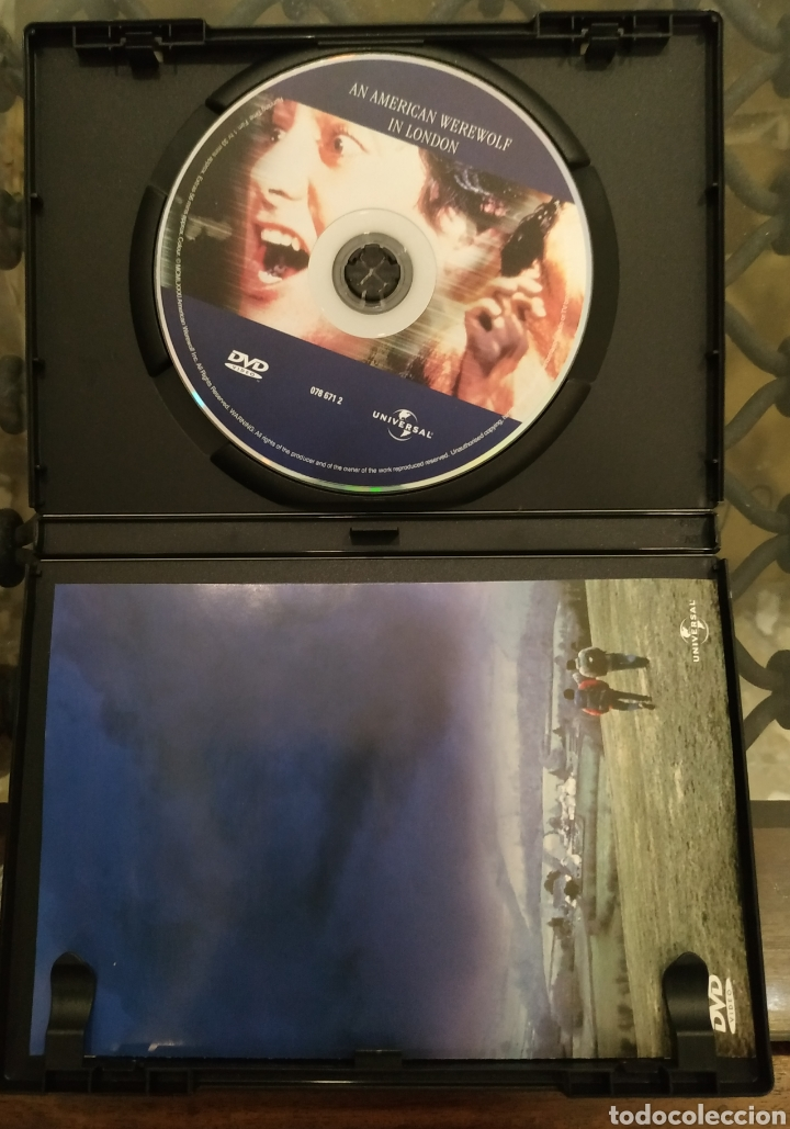 Cine: DVD - Un Hombre Lobo Americano en Londres --- de John Landis --- Incluye Folleto - Foto 3 - 221511778