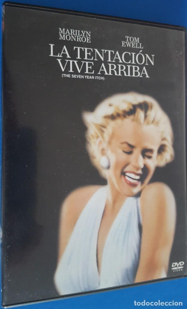 DVD / LA TENTACION VIVE ARRIBA, BILLY WILDER, COMO NUEVA, CAJA NORMAL (Cine - Películas - DVD)