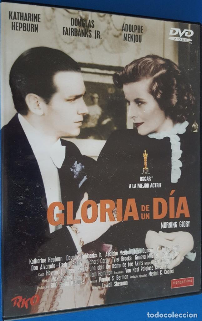 DVD / GLORIA DE UN DÍA, LOWELL SHERMAN, COMO NUEVA, CAJA NORMAL (Cine - Películas - DVD)