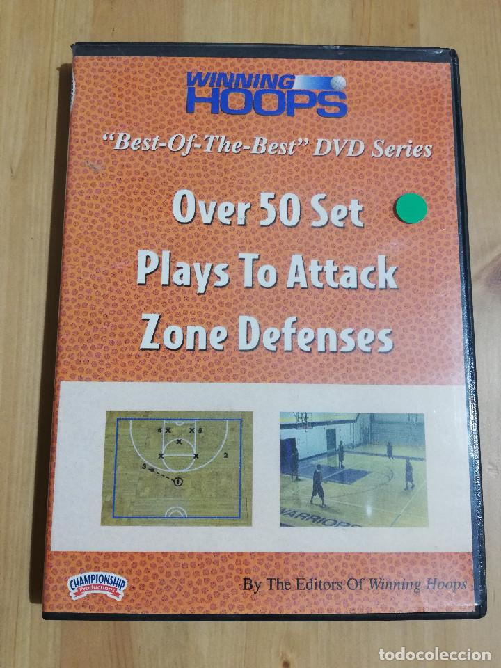 BEST OF THE BEST DVD SERIES: OVER 50 SET PLAYS TO ATTACK ZONE DEFENSES (DVD) (Cine - Películas - DVD)