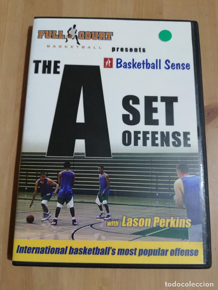 Cine: THE A SET OFFENSE WITH LASON PERKINS (DVD) - Foto 1 - 221514462