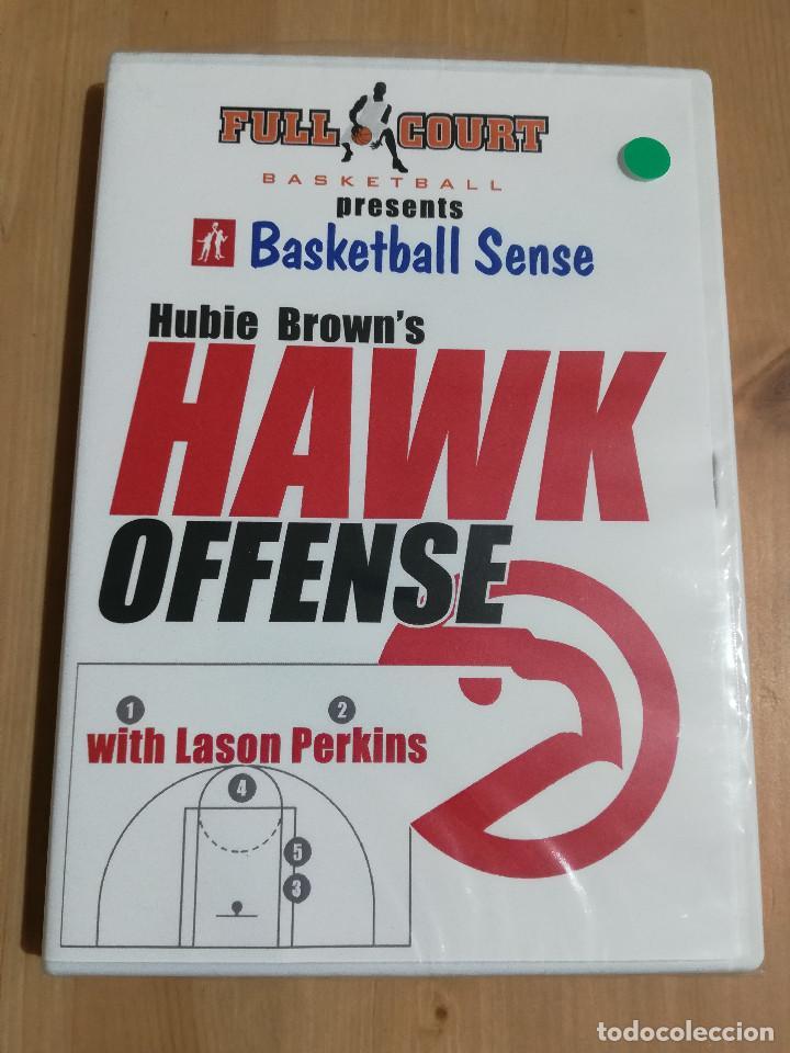 HUBIE BROWN'S HAWK OFFENSE WITH LASON PERKINS (DVD) PRECINTADO (Cine - Películas - DVD)
