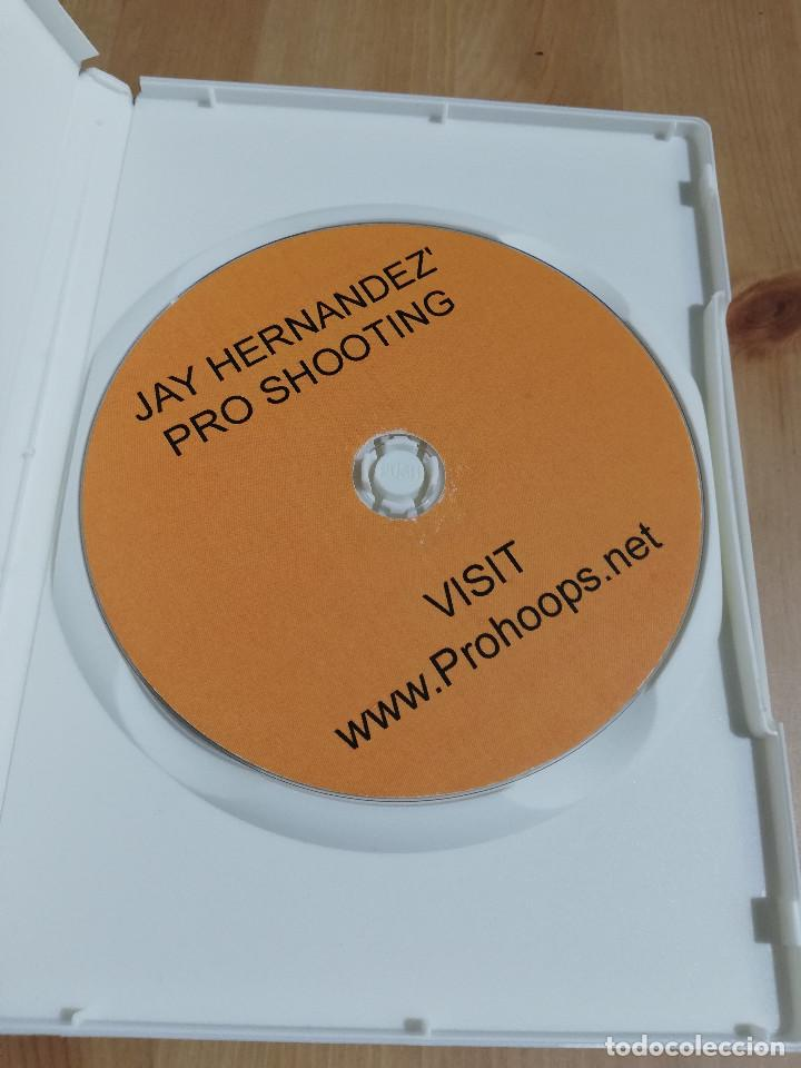 Cine: JAY HERNANDEZ PRO SHOOTING FEATURING WALLY SZCZERBIAK. TRAIN LIKE A PRO (DVD) - Foto 2 - 221514743