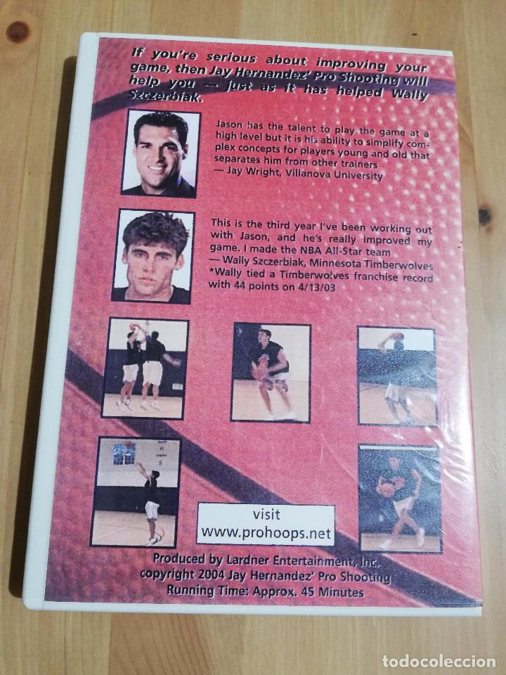 Cine: JAY HERNANDEZ PRO SHOOTING FEATURING WALLY SZCZERBIAK. TRAIN LIKE A PRO (DVD) - Foto 3 - 221514743