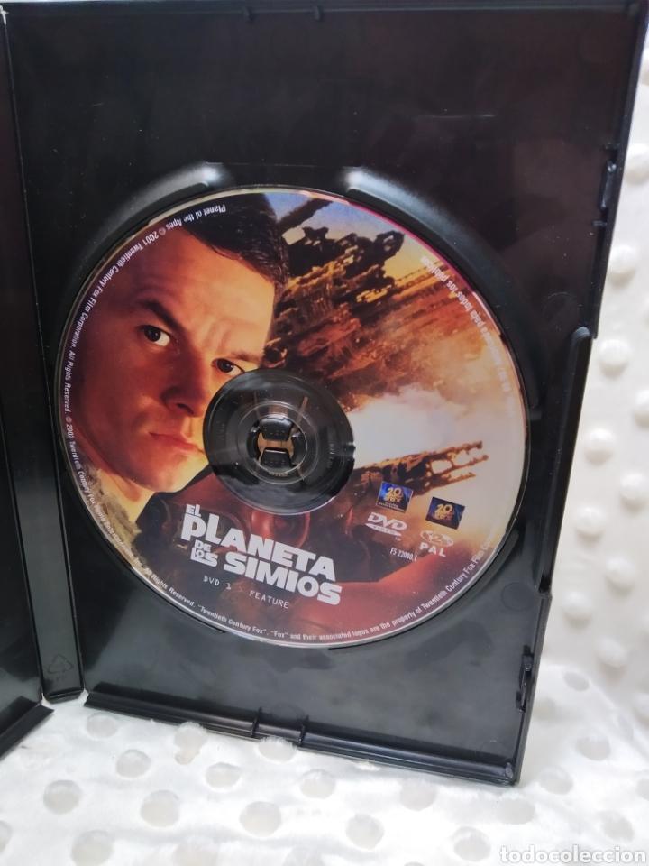 Cine: EL PLANETA DE LOS SIMIOS - DVD - Foto 3 - 221515986