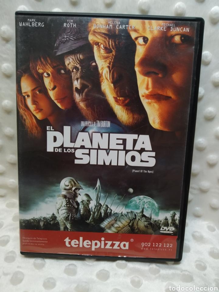 EL PLANETA DE LOS SIMIOS - DVD (Cine - Películas - DVD)