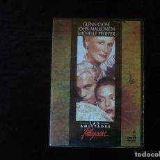 Cine: LAS AMISTADES PELIGROSAS - DVD NUEVO PRECINTADO. Lote 221584353