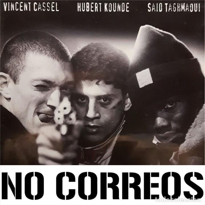 Cine: EL ODIO - DVD - EDICION ESPECIAL 2 DISCOS - VINCENT CASSEL - MATHIEU KASSOVITZ - NO USO CORREOS - Foto 8 - 221598390