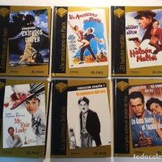 Cine: CINE DE ORO EL PAIS LIBRO DVD *** LOTE 28 PELICULAS. Lote 221615393