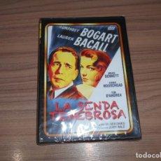 Cine: LA SENDA TENEBROSA DVD LAUREN BACALL HUMPHREY BOGART NUEVA PRECINTADA. Lote 288867833