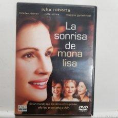 Cinéma: V143 LA SONRISA DE MONA LISA - DVD PROCEDENTE DE VIDEOCLUB. Lote 221660777