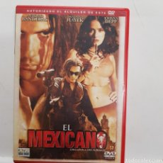 Cinéma: V144 EL MEXICANO - DVD PROCEDENTE DE VIDEOCLUB. Lote 221662753