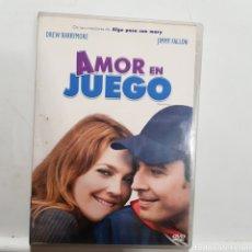 Cinéma: V144 AMOR EN JUEGO - DVD PROCEDENTE DE VIDEOCLUB. Lote 221663987