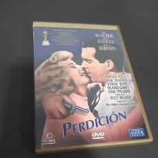 Cinéma: 20003 PERDICIÓN -DVD SEGUNDA MANO. Lote 221689111
