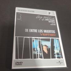 Cinéma: 20.005 VÉRTIGO-DVD SEGUNDA MANO. Lote 221689267