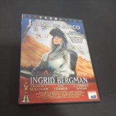 Cine: 20017 JUANA DE ARCO -DVD SEGUNDA MANO. Lote 221690401