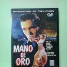 Cine: LMV - MANO DE ORO -- DVD. Lote 221701076