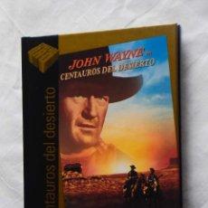 Cine: CENTAUROS DEL DESIERTO (DVD+LIBRO) - CINE DE ORO EL PAIS 20. Lote 221701307