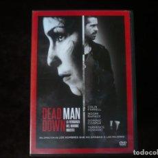 Cine: DEAD MAN DOWN - LA VENGANZA DEL HOMBRE MUERTO. Lote 221701341