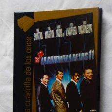 Cine: LA CUADRILLA DE LOS 11 (DVD+LIBRO) - CINE DE ORO EL PAIS 35. Lote 221701640