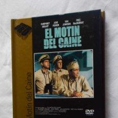 Cine: EL MOTIN DEL CAINE (DVD+LIBRO) - CINE DE ORO EL PAIS 17. Lote 221701806
