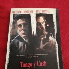 Cine: DVD TANGO Y CASH - STALLONE - KURT RUSSELL. Lote 221704555