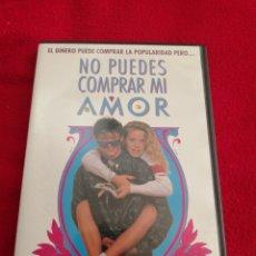 Cine: DVD NO PUEDES COMPRAR MI AMOR. Lote 221704633