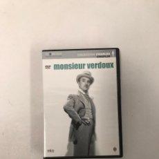 Cine: MONSIEUR VERDOUX. Lote 221734131