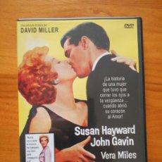 Cine: DVD LA CALLE DE ATRAS - SUSAN HAYWARD, JOHN GAVIN (M4). Lote 221777880