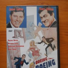 Cine: DVD BOEING BOEING - JERRY LEWIS, TONY CURTIS (G4). Lote 221778871