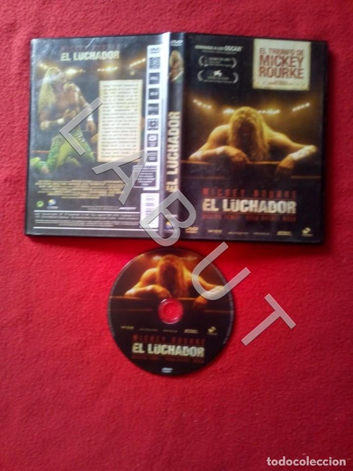 EL LUCHADOR MICKEY ROURKE DVD IMPECABLE DVD7 (Cine - Películas - DVD)