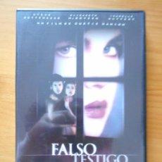 Cine: DVD FALSO TESTIGO - CURTIS HANSON (IM). Lote 221900868
