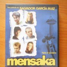 Cine: DVD MENSAKA - SALVADOR GARCIA RUIZ (DY). Lote 221902468