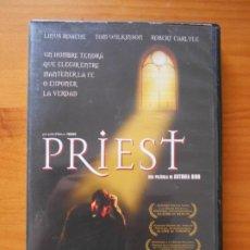 Cine: DVD PRIEST - ANTONIA BIRD, LINUS ROACHE (DY). Lote 221902650
