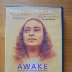 Cine: DVD AWAKE - DESPIERTA - LA VIDA DE YOGANANDA (HÑ). Lote 221903098