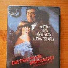 Cine: DVD DETECTIVE PRIVADO - ROBERT MITCHUM (DY). Lote 221903295