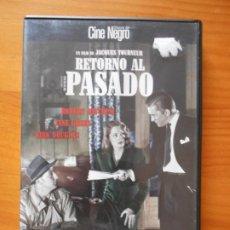 Cine: DVD RETORNO AL PASADO - JACQUES TOURNEUR (DY). Lote 221903437