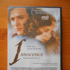 Cine: DVD INNOCENCE - PAUL COX (DY). Lote 221904227