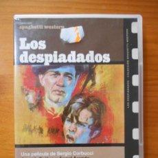 Cine: DVD LOS DESPIADADOS - SERGIO CORBUCCI, JOSEPH COTTEN (DY). Lote 221904370