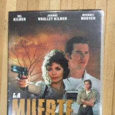 Cine: LA MUERTE GOLPEA DOS VECES DVD - PRECINTADO -. Lote 221955240