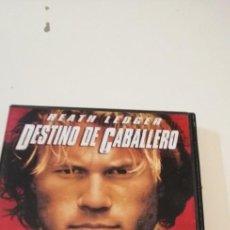 Cinema: G-46 DVD CINE HEAT LEDGER DESTINO DE CABALLERO TE CONQUISTARA. Lote 221968870