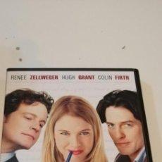 Cine: G-46 DVD CINE EL DIARIO DE BRIDGET JONES RENEE ZELLWEGER HUGH GRANT. Lote 221969576