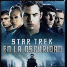 Cine: STAR TREK: EN LA OSCURIDAD - J.J. ABRAMS - CHRIS PINE, ZOE SALDANA (PRECINTADA). Lote 221969627