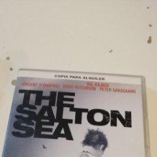 Cinema: G-46 DVD CINE THE SALTON SEA. Lote 221969926