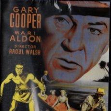 Cine: TAMBORES LEJANOS - RAOUL WALSH - GARY COOPER (PRECINTADA). Lote 221970258
