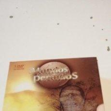 Cine: G-46 DVD CINE MUNDOS PERDIDOS AMERICA TIERRA DE CONTRASTES PACK 3 DVDS. Lote 221970768