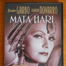 Cine: DVD MATA HARI - GRETA GARBO (IK1). Lote 222020073